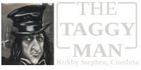 The Taggy Man Logo